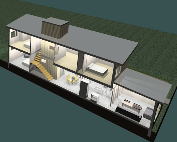 Green Modern Kits Prefab House Project News Prefab Green