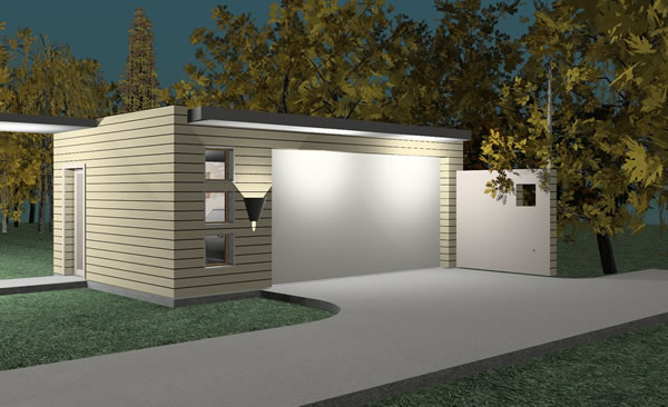 Modular home gbi modular homes for Mobile home garage kits